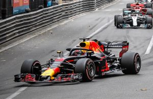 Formula 1 Monaco Grand Prix Martin James International Events Photographer